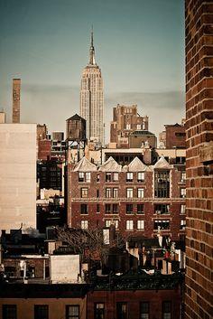 Manhattan #NYC