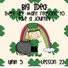 Here are 42 interactive smart board slides for a week of 3rd grade Houghton Mifflin Journeys lesson 19. I included the parts of HM that I use, but ...