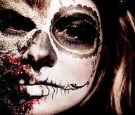 #make-up #Halloween #costume