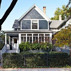 Sometimes all a home needs to boost its curb appeal is a little TLC: http://www.bhg.com/home-improvement/exteriors/curb-appeal/entryway-designs/?socsrc=bhgpin102514investtimeinTLC&page=17