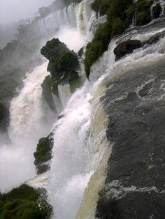 Iguazú, Argentina, Brazil, Paraguay