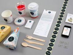 iv corporate design, graphic design, scandinavian design, inspiration, visual identity, brand design, sticker, group pictures, tine melkerampa