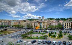 On my way to beautiful Girona soon
