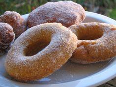 Gluten free fried donuts