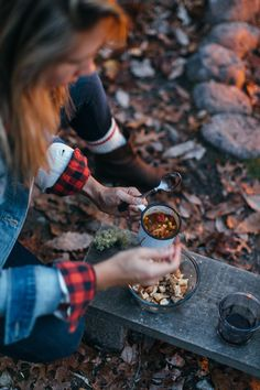 campfire food.