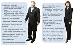 Do you know the apropriate attire for an interview?