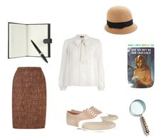 Dress up as Nancy Drew + other great literary costume suggestions from For Books' Sake