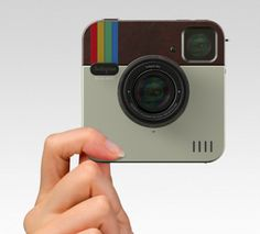 Coming soon? The Instagram Socialmatic Camera.