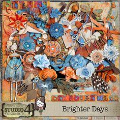 Brighter Days - The Kit #studio4designworks