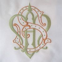 so many beautiful monograms to choose from on this site