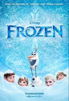 ~ Frozen: El Reino del Hielo ~ [ 5,7 ] Cines Las Arenas, 26/12/2013