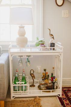 A Fall Living Room Update | theglitterguide.com