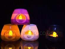 USB Aroma Diffuser II (Candle Light)