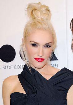 Gwen Stefani's Fun Bun