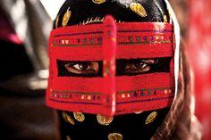 Woman in Burqa, Minab, Iran | Photographer ?