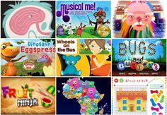Favorite Apps for Kids