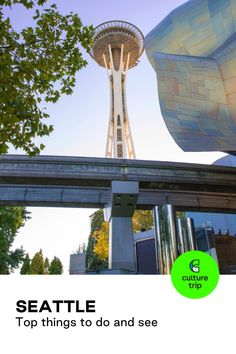 The Emerald City is home to some of the best forests and parks in the United States, and legendary coffee shops and breweries. Here's our round-up of the top things to do in Seattle. . . . #CultureTrip #ForCuriousTravellers #CultureTripExperiences #Seattle #TheEmeraldCity #USA #NorthAmericaDestinations #Staycation #Travel #TravelPlanning #WeekendGetaway 📸. Vicky Chan