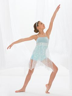 Say Something | Revolution Dancewear 2015 Costume Collection