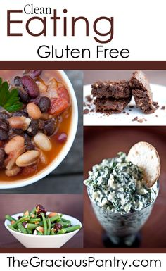 Clean Eating Gluten Free Recipes