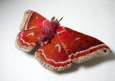 Yumi Okita / textile moth