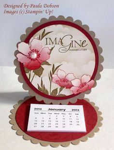 stamp sets, easel cards, challenges, color combos, circl, gift ideas, ppa146 challeng, paper crafts, calendar