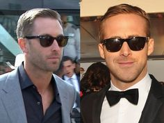 Kliff Kingsbury (Texas Tech head coach) and Ryan Gosling...long lost brothers??