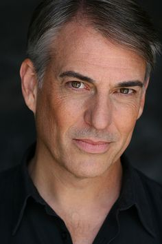 Mr Keythe Farley. Face behind the voice of Thane in Mass Effect 2...
