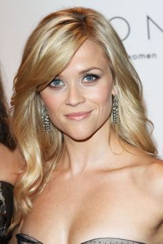 Reese witherspoon's hair is always perfection! To recreate this style blow hair smooth and use a round brush or a large barreled curling iron to curl the ends. Gold 'N Hot has a vast array of both!