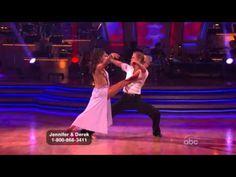 Jennifer Grey & Derek Hough - Rumba