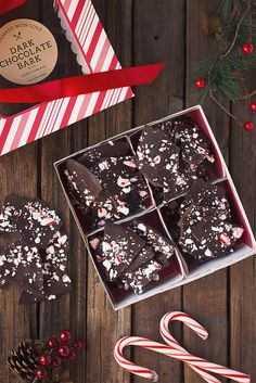 Dark Chocolate Bark