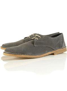 Colorado Suede Desert Shoe