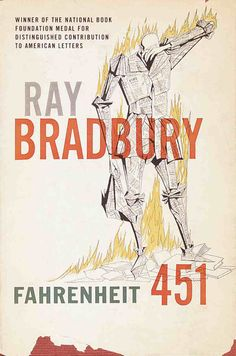 """R.I.P. Ray Bradbury (August 22, 1920 — June 6, 2012)   - Bradbury and I were born on the same day (but obviously not on the same year). I don't think that's a coincidence. Anyway, a wonderful writer and wonderful book. """"Virus LIV3 by Christian Grenier is also an excellent book, on a closely conencted subject, dedicated to... Ray Bradbury, of course. CA"""