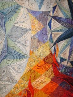 . hands, camping, places, hershey's, hand quilting, claudia pfeil, design, textile art, art fire
