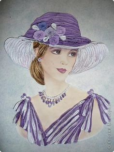 Love this...beautiful quilling!