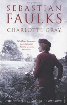 Charlotte Gray (2001) Great movie! A young Scottish woman joins the French Resistance during World War II to rescue her Royal Air Force boyfriend who is lost in France.  Cate Blanchett, James Fleet, Abigail Cruttenden...2a