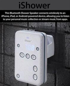 Bluetooth iShower