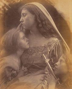"""A Holy Family"", 1872"