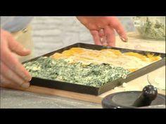 Gabriele Bonci - Pizza con zucca ricotta e spinaci.avi (+playlist)
