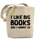 I Like Big Books and I Cannot Lie from LabelMeHappy.com