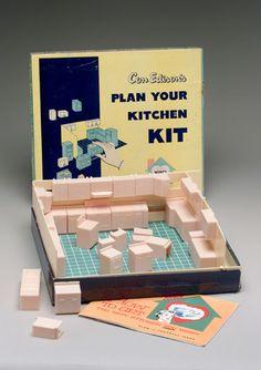 1958 kitchen - Google Search