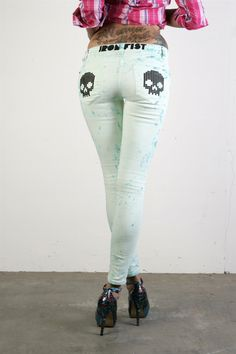 iron fist jeans