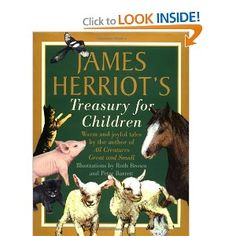 James Herriot's Treasury for Children: Warm and Joyful Tales by the Author of All Creatures Great and Small: James Herriot, Ruth Brown, Peter Barrett: 9780312085124: Amazon.com: Books