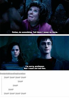 22 Times When Harry Potter's Bitch Face Was Better Than Yours -have I pinned this before because if I haven't, I should have