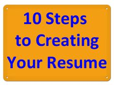 Need a Resume? Here's How to Do It
