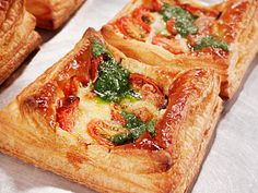 Recetas | Tarta de jitomate con queso | Utilisima.com