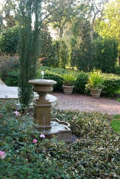 french country landscape design ideas | French Country Style Garden - traditional - landscape - other metro ...