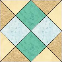 Block of Day for March 26, 2014 - Checkerboard
