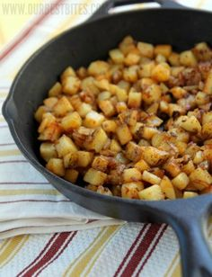 Breakfast Potatoes....recipe