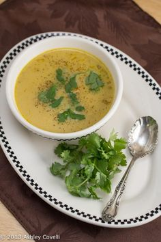 ****Curried Coconut-Butternut Squash Soup