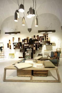 Italian interdisciplinary design firm Amorfo